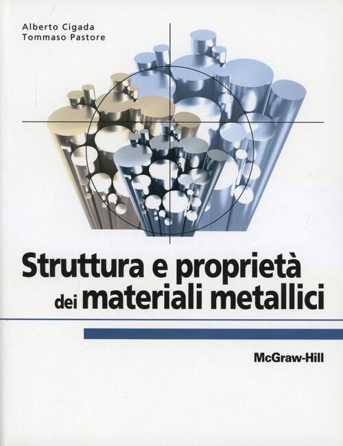 Struttura e propriet dei materiali metallici alberto for Alberto pastore