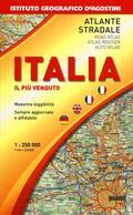 Atlante stradale Italia 1:250.000 2013-2