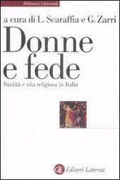 Donne e fede. Santità e vita religiosa in Italia