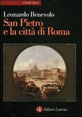 San Pietro e la città di Roma