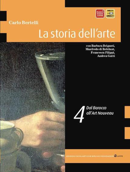 La storia dell 39 arte per il liceo scientifico vol 4 dal for Adorno storia dell arte