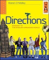 Directions. Gateway to the english-speaking world. + CD