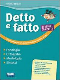 Detto E Fatto Sintassi Pdf To Jpg