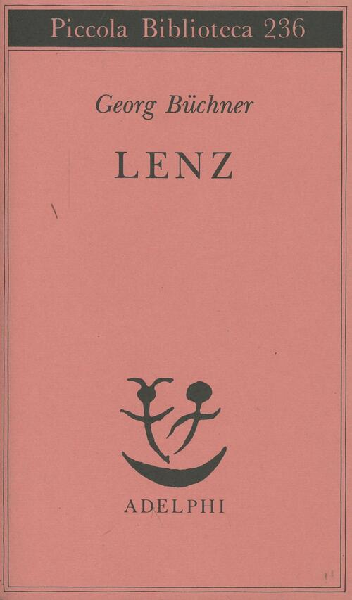 lenz by georg buchner essay Digital library ♥« lenz lenz, georg büchner's visionary exploration of an 18th century playwright's descent into madness, grew in part out of a.