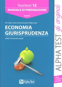Teoritest vol 12 manuale di preparazione per tutti i for Test ammissione economia
