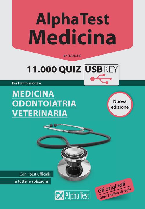 Alpha test medicina quiz per l 39 ammissione a for Test medicina online