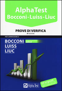 Alpha test bocconi luiss liuc prove di verifica libro for Test scienze politiche