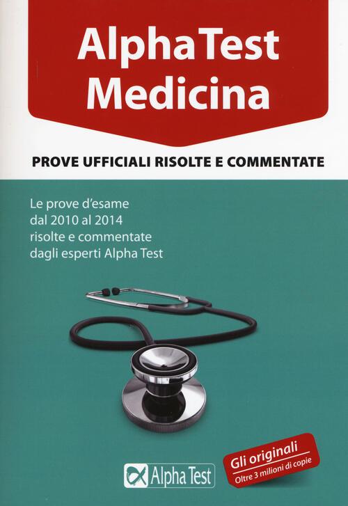 Alpha test medicina prove ufficiali risolte e commentate for Test scienze politiche