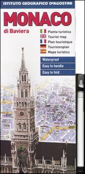 Monaco di Baviera 1:17.000. Con penna