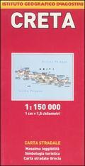 Creta 1:150.000