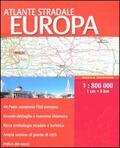 Atlante stradale Europa 1:800.000. Ediz.