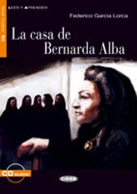 La Casa De Bernarda Alba Con Cd Audio Federico Garc A