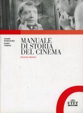 Manuale di storia del cinema - Gianni Rondolino, Dario ...