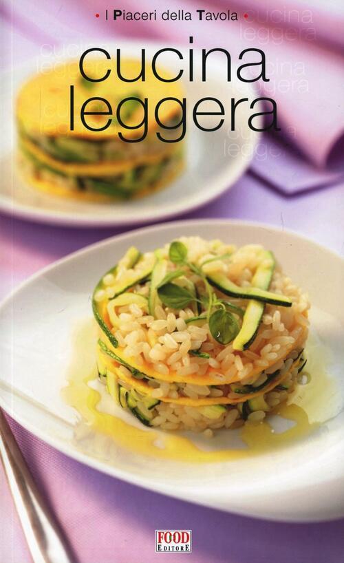 cucina leggera libro