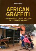 African graffiti. «Taxi brousse&ra