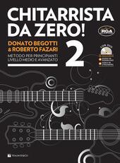 Chitarrista da zero! Con DVD. Vol. 2