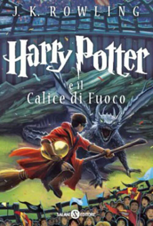 harry potter e il calice di fuoco - photo #5