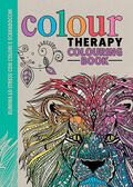 Art therapy. Colour therapy colouring bo
