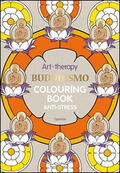 Art therapy. Buddhismo. Colouring book a