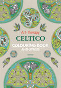 Art therapy. Celtico. Colouring book ant