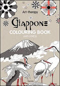 Art therapy. Giappone. Colouring book an