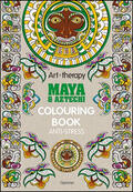 Art therapy. Maya & Aztechi. Colouring b