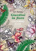 Art therapy. Giardini in fiore