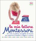 mie lettere. Montessori. 26 carte con le