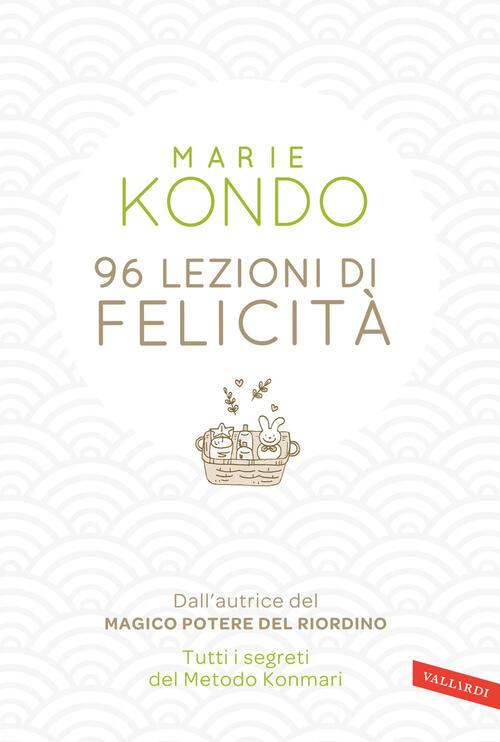 96 lezioni di felicit marie kondo libro - Metodo kondo cucina ...