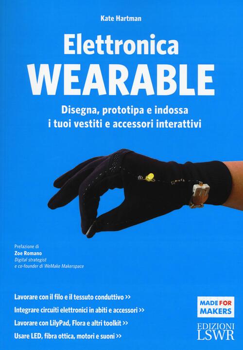 Elettronica wearable disegna prototipa e indossa i tuoi for Disegna i tuoi piani architettonici