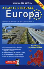 Atlante stradale. Europa 1:800.000