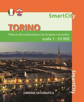 Torino 1:10.000. Ediz. italiana e inglese