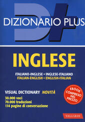 Dizionario inglese. Inglese-italiano, italiano-inglese. Con ebook