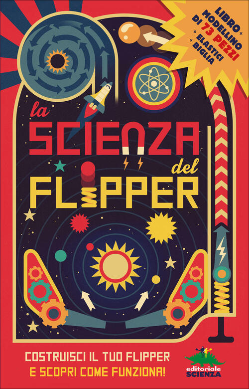La scienza del flipper costruisci il tuo flipper e scopri for Costruisci il tuo simulatore di casa