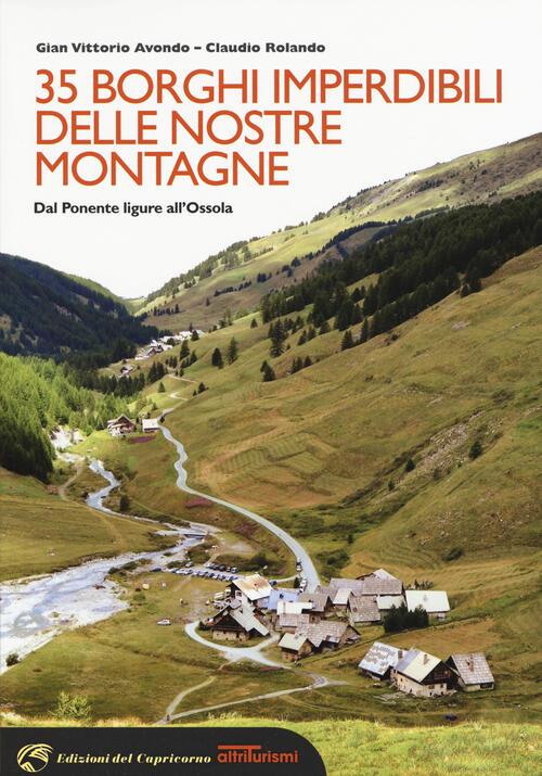35 borghi imperdibili delle nostre montagne dal ponente for Borghi liguria ponente