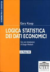 Logica statistica dei dati economici. Con floppy disk