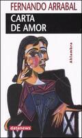 Carta de amor. Testo spagnolo a fronte