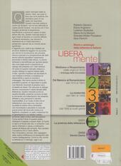 Liberamente. Storia e antologia della letteratura italiana. Con DVD-ROM. Con espansione online. Vol. 2: Dal 1610 al 1861.