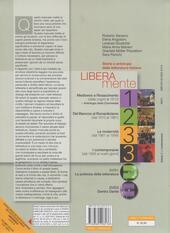 Liberamente. Storia e antologia della letteratura italiana. Con DVD-ROM. Con espansione online. Vol. 3: Dal 1861 ai giorni nostri.