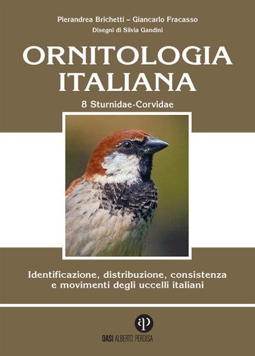 Ornitologia italiana identificazione distribuzione for Distribuzione italiana arredamenti