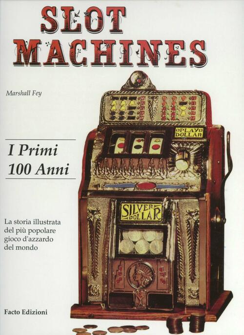 Slot machine contabilita