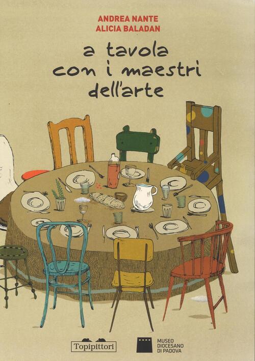 A tavola con i maestri dell 39 arte andrea nante alicia baladan libro - A tavola con harry potter ...