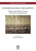 Fenomenologia e relatività. Studi