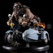 Action figure Qfig Harry Potter & Hagrid