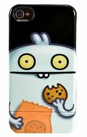 Uglydoll Flying Ice-Bat cover capsule case per iPhone 4