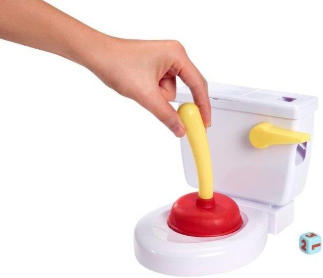 Acchiappa La Cacca Gioco Di Società FWW30 Mattel
