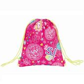 Zaino coulisse Sakky Bag Seven SJ Gang Girl Rosa