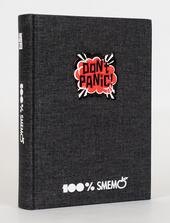 Diario Smemo Special Edition Patch 2019-2020, 16 mesi, Smemoranda large Don't Panic