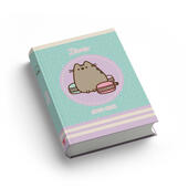 Diario Pusheen Sweetie 2020-2021 Verde acqua