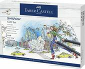 Matite colorate Faber-Castell Goldfaber. Gift Set